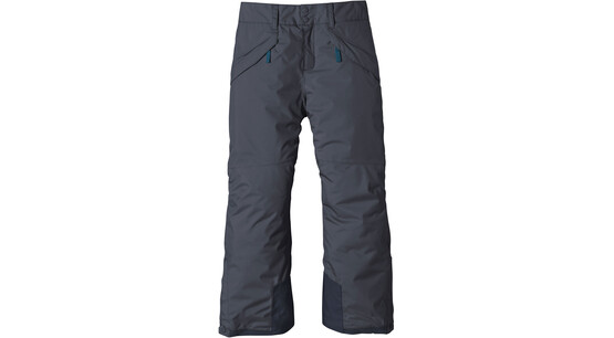 3c8fedf7 patagonia boys snowshot insulated pant smolder blue gode tilbud hos no